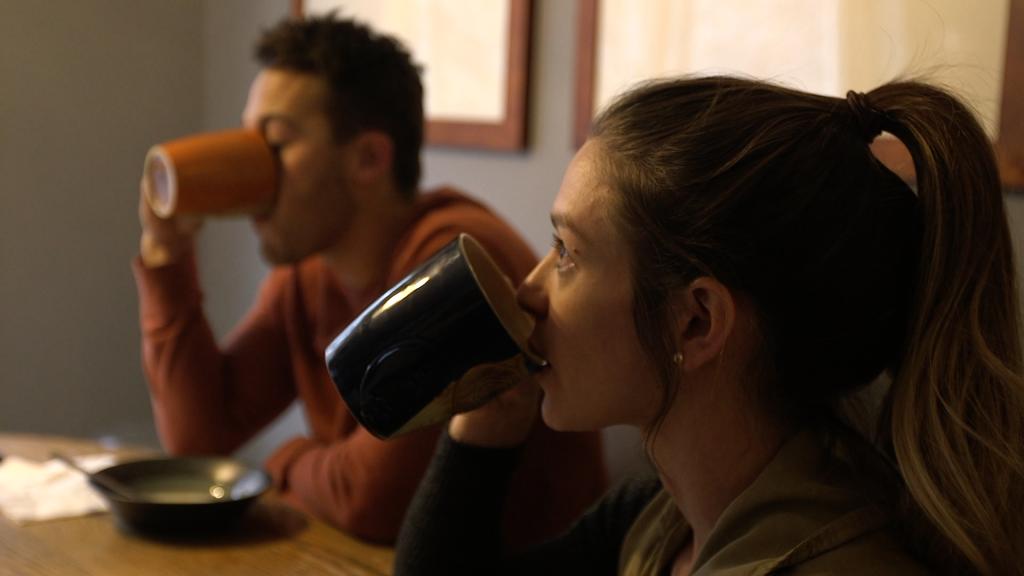 Luz and Austin Coffee
